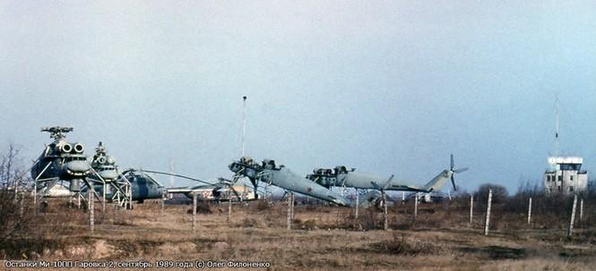 Vén màn nhiệm vụ tối mật của siêu trực thăng Mi-10PP - ảnh 3