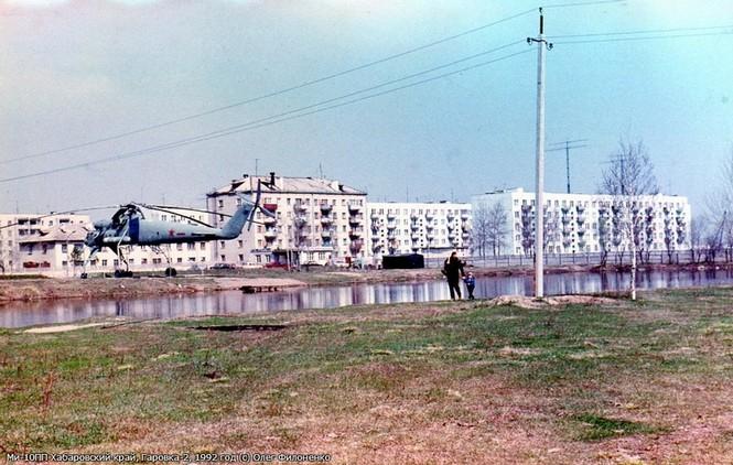 Vén màn nhiệm vụ tối mật của siêu trực thăng Mi-10PP - ảnh 6