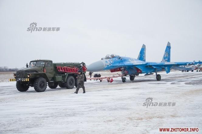 [ẢNH] Ukraine tăng cường vũ khí hạng nặng cho quân đội - ảnh 5