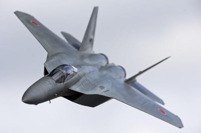Chiến đấu cơ F-15J Nhật Bản uy lực ra sao? - ảnh 3