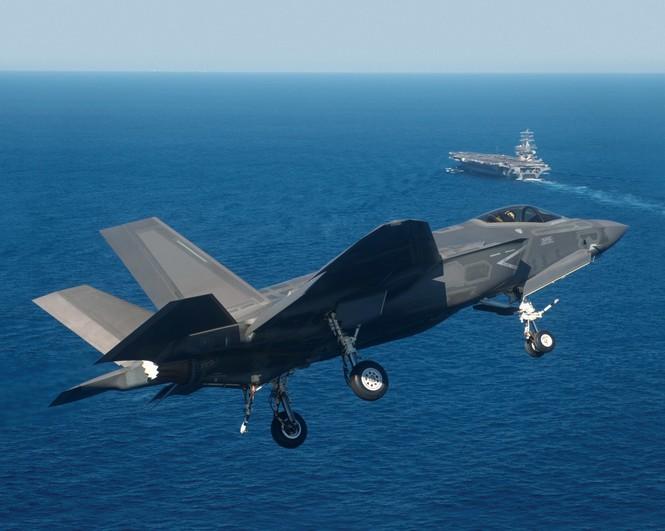 Phiền nhiễu như thử siêu chiến đấu cơ F-35 - ảnh 2