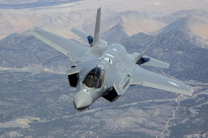 Phiền nhiễu như thử siêu chiến đấu cơ F-35 - ảnh 3