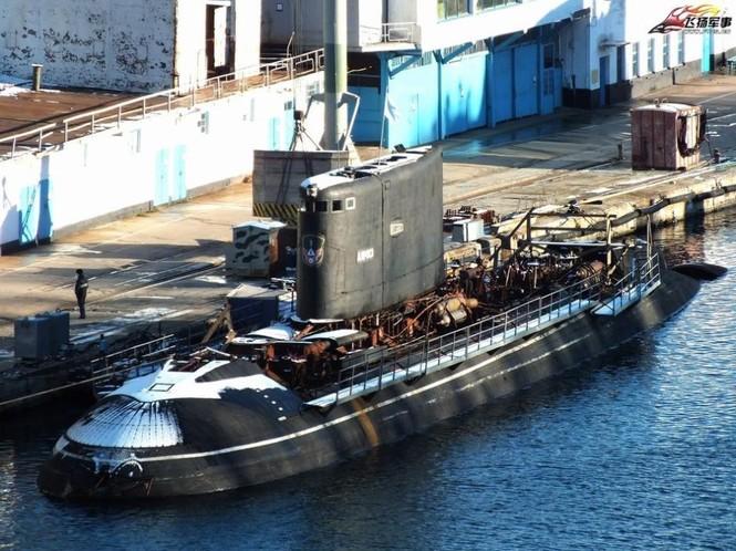 Tàu ngầm bí ẩn Alrosa và sự thật chấn động về Hạm đội Biển Đen - ảnh 10