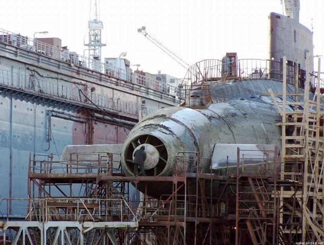 Tàu ngầm bí ẩn Alrosa và sự thật chấn động về Hạm đội Biển Đen - ảnh 1