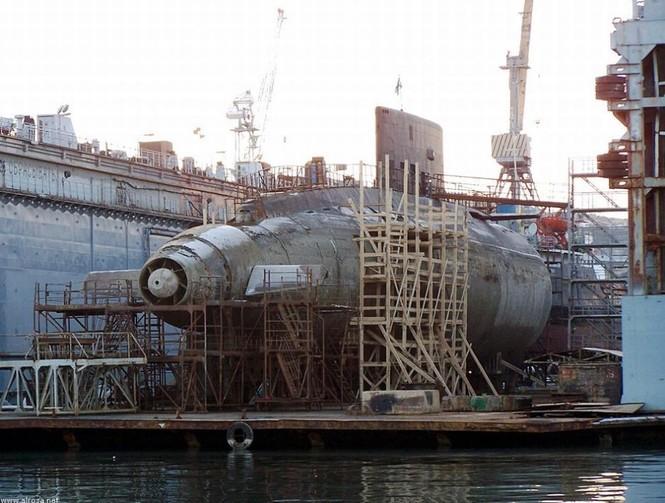 Tàu ngầm bí ẩn Alrosa và sự thật chấn động về Hạm đội Biển Đen - ảnh 2