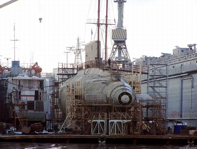 Tàu ngầm bí ẩn Alrosa và sự thật chấn động về Hạm đội Biển Đen - ảnh 5