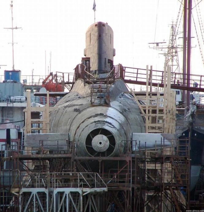 Tàu ngầm bí ẩn Alrosa và sự thật chấn động về Hạm đội Biển Đen - ảnh 6