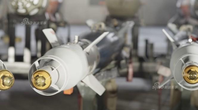 Nhìn gần cung - kiếm của siêu chiến đấu cơ F-35 - ảnh 12