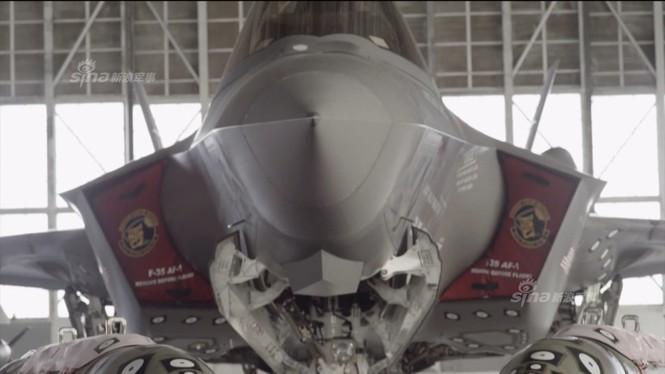 Nhìn gần cung - kiếm của siêu chiến đấu cơ F-35 - ảnh 4
