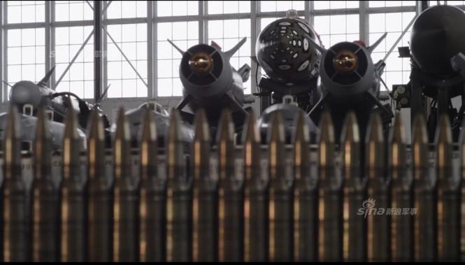 Nhìn gần cung - kiếm của siêu chiến đấu cơ F-35 - ảnh 5