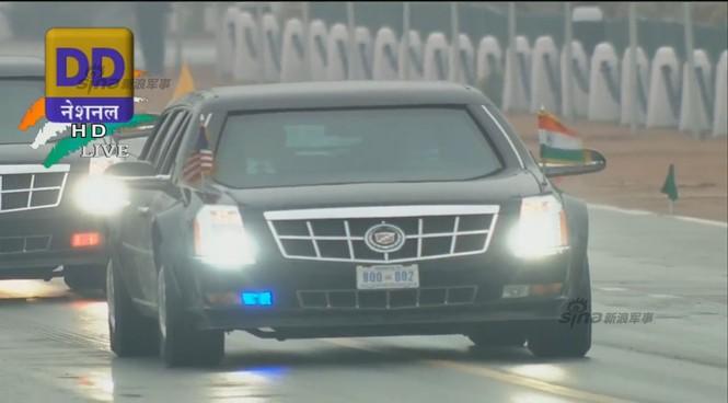 Tổng thống Obama được bảo vệ thế nào khi tới Ấn Độ? - ảnh 1
