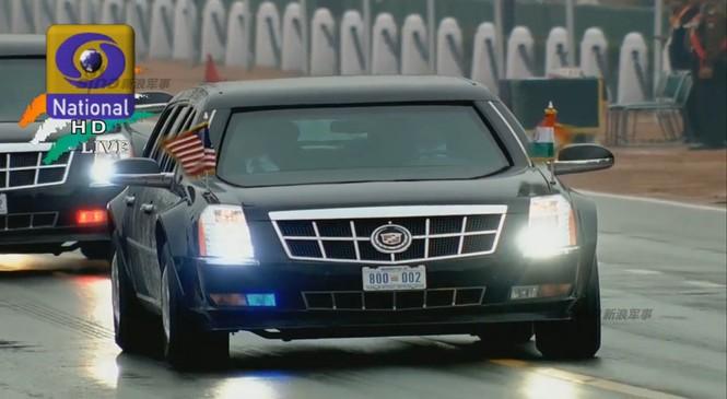 Tổng thống Obama được bảo vệ thế nào khi tới Ấn Độ? - ảnh 2