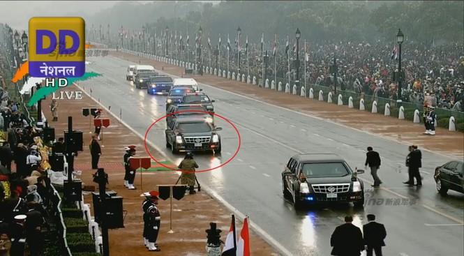 Tổng thống Obama được bảo vệ thế nào khi tới Ấn Độ? - ảnh 4