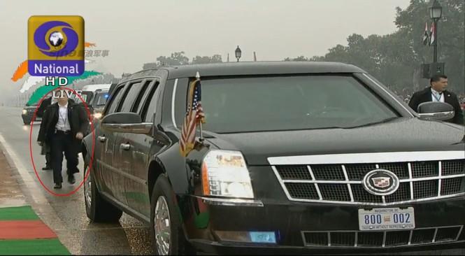 Tổng thống Obama được bảo vệ thế nào khi tới Ấn Độ? - ảnh 5