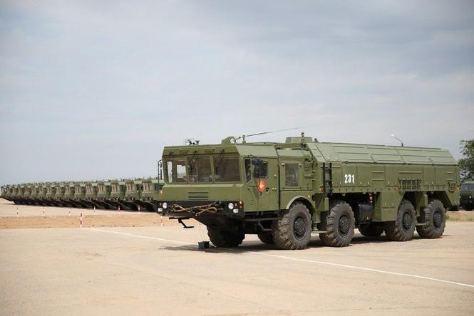 Nga – NATO quyết đấu xung quanh hiểm địa Kaliningrad - ảnh 1
