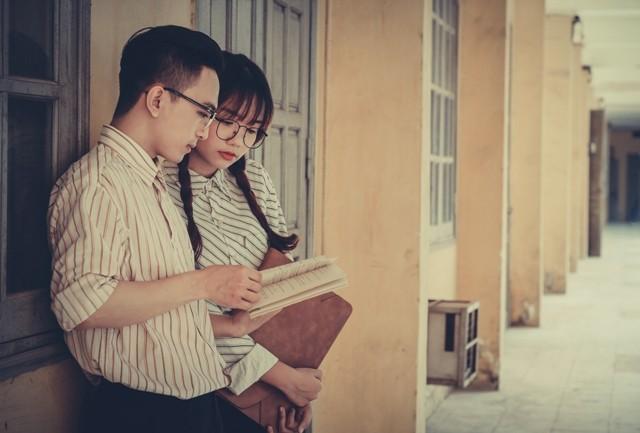 Sinh viên Bách khoa tái hiện chuyện tình lãng mạn thập niên 70 - ảnh 2