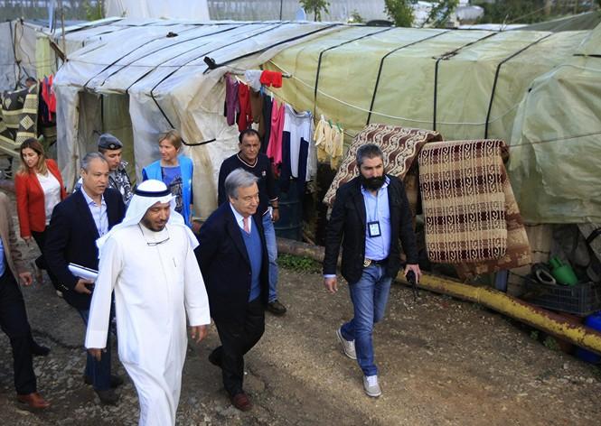 [ẢNH] Thế giới kỳ vọng vào tân Tổng thư ký LHQ Guterres - ảnh 1