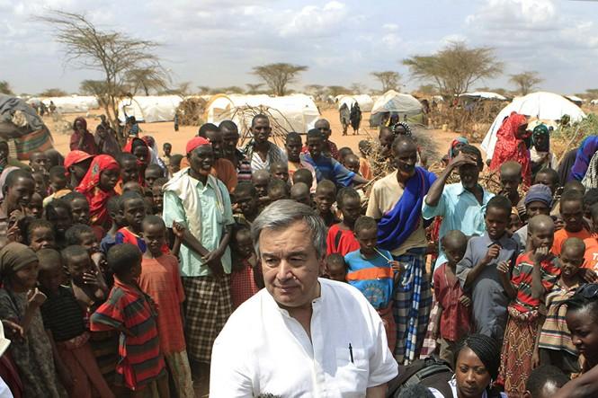 [ẢNH] Thế giới kỳ vọng vào tân Tổng thư ký LHQ Guterres - ảnh 3