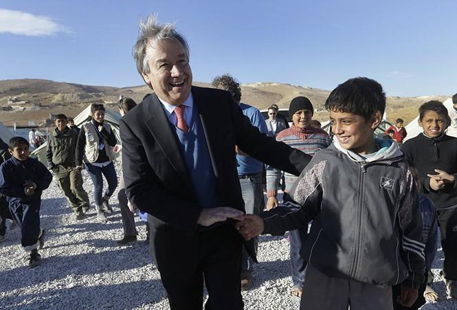 [ẢNH] Thế giới kỳ vọng vào tân Tổng thư ký LHQ Guterres - ảnh 5