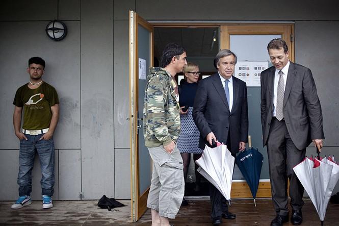 [ẢNH] Thế giới kỳ vọng vào tân Tổng thư ký LHQ Guterres - ảnh 6