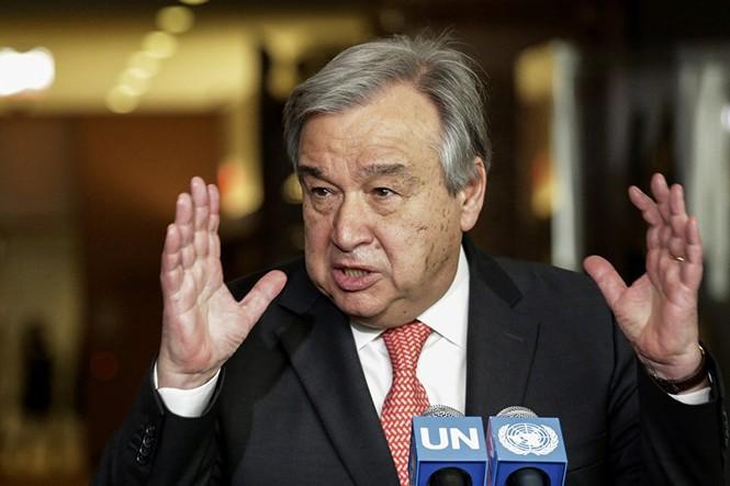[ẢNH] Thế giới kỳ vọng vào tân Tổng thư ký LHQ Guterres - ảnh 7