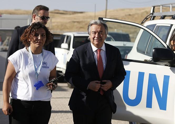 [ẢNH] Thế giới kỳ vọng vào tân Tổng thư ký LHQ Guterres - ảnh 2