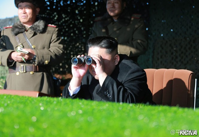 [ẢNH] Cận cảnh Triều Tiên tập trận 'tấn công Dinh Tổng thống Hàn Quốc' - ảnh 4