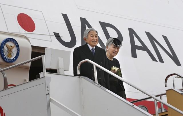 [ẢNH] Nhà vua và Hoàng hậu rời Nhật Bản đến thăm Việt Nam - ảnh 1