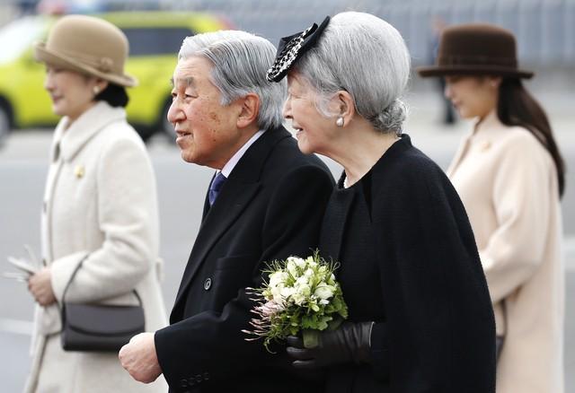 [ẢNH] Nhà vua và Hoàng hậu rời Nhật Bản đến thăm Việt Nam - ảnh 2