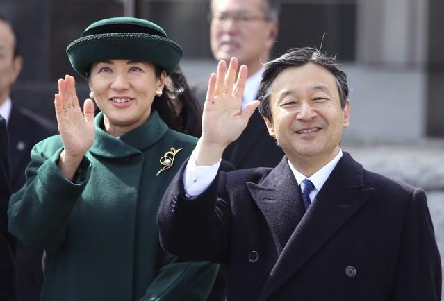 [ẢNH] Nhà vua và Hoàng hậu rời Nhật Bản đến thăm Việt Nam - ảnh 3