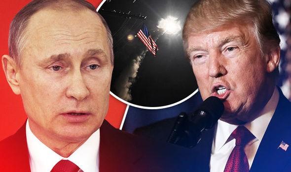 Biến động Syria, Triều Tiên, ông Trump và Putin 'ngày càng xa nhau' - ảnh 1
