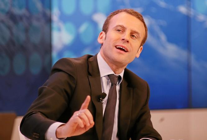 Những gam màu khác nhau trong Nội các của ông Macron - ảnh 1