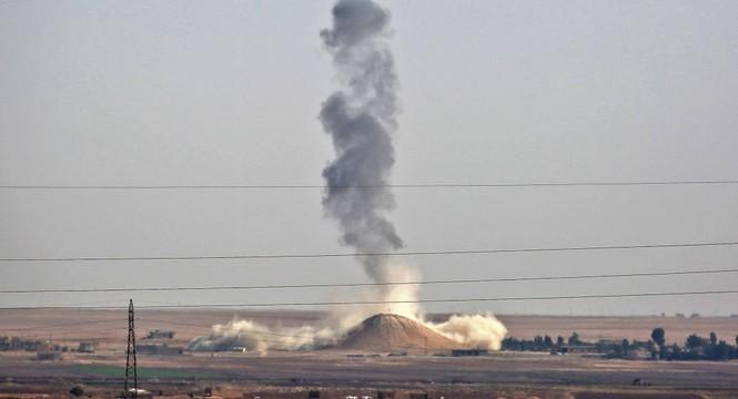 Mỹ nêu điều kiện không tấn công Syria - ảnh 1