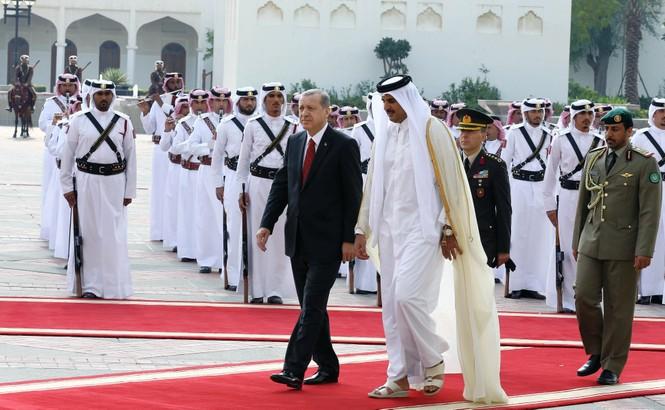 Quân đội Thổ Nhĩ Kỳ đến Qatar tập trận dài hạn - ảnh 3