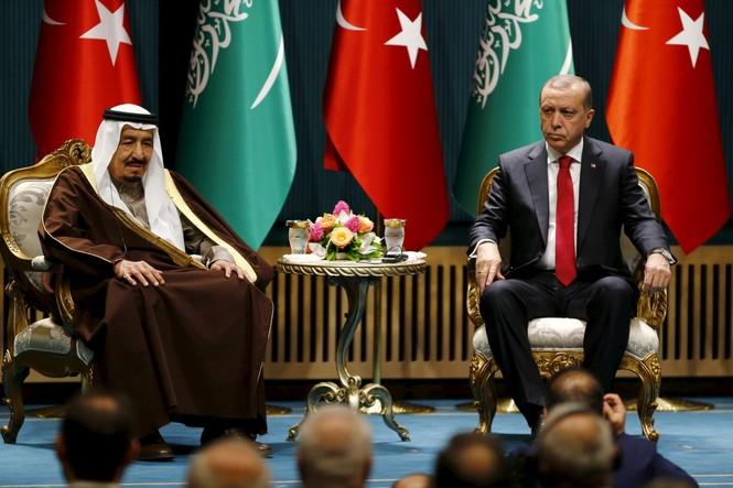 Quân đội Thổ Nhĩ Kỳ đến Qatar tập trận dài hạn - ảnh 1