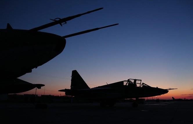Vụ Mỹ bắn hạ Su-22: Bước ngoặt trên chiến trường Syria - ảnh 5