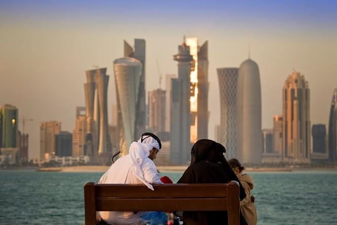 Tình báo Mỹ: UAE đứng sau cuộc khủng hoảng vùng Vịnh - ảnh 5