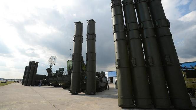 Thổ Nhĩ Kỳ đặt cọc mua 'rồng lửa' S-400 của Nga - ảnh 6