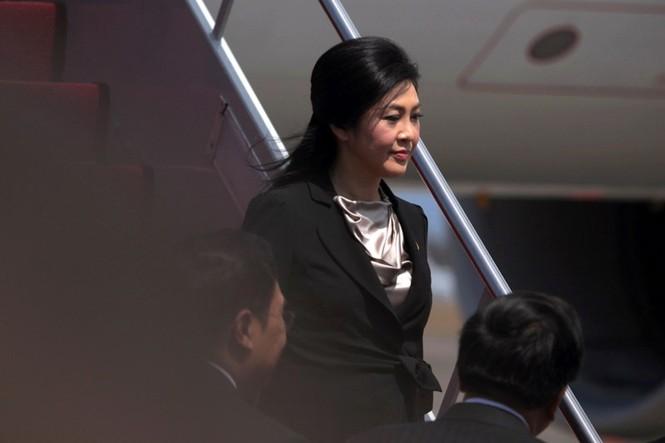 Thái Lan mập mờ chuyện nhờ 'láng giềng' truy tìm bà Yingluck? - ảnh 1