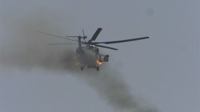 'Kẻ hủy diệt' BMPT Terminator thử lửa ở chiến trường Syria - ảnh 2