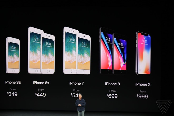 iPhone 8 vừa ra mắt, vỏ máy siêu rẻ tràn ngập Thâm Quyến - ảnh 1
