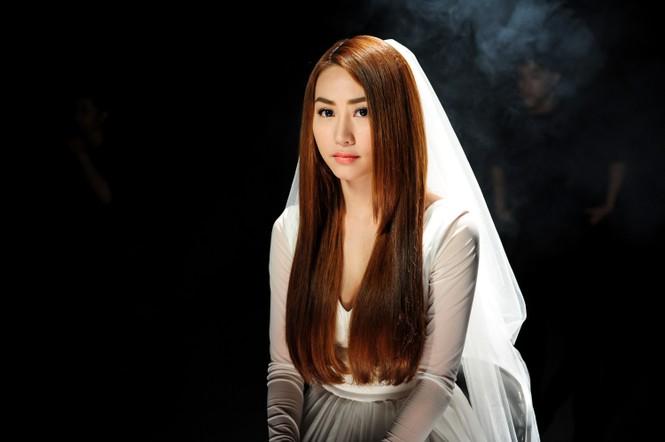 Ngân Khánh làm cô dâu trong MV mới - ảnh 11