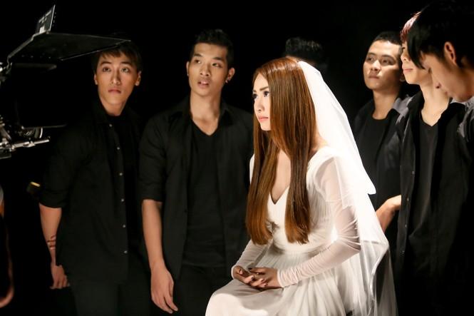 Ngân Khánh làm cô dâu trong MV mới - ảnh 10