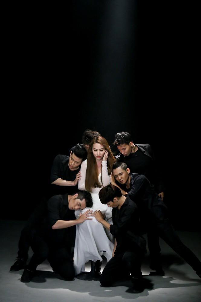 Ngân Khánh làm cô dâu trong MV mới - ảnh 7