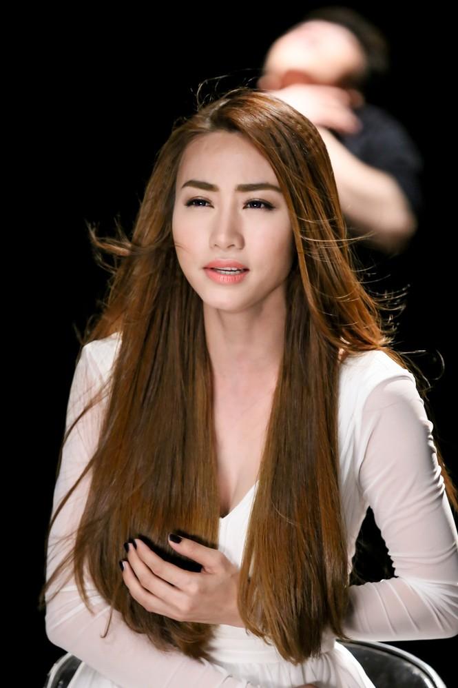 Ngân Khánh làm cô dâu trong MV mới - ảnh 5