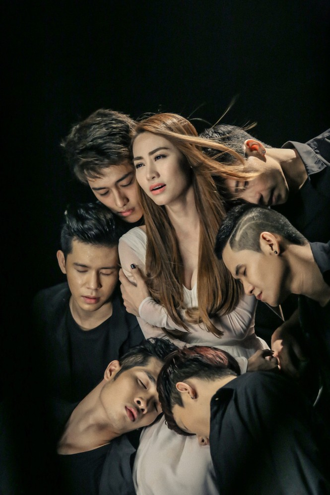 Ngân Khánh làm cô dâu trong MV mới - ảnh 4