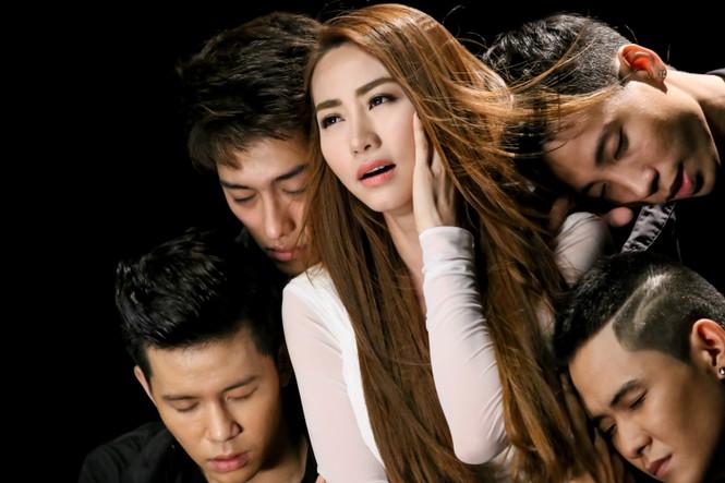 Ngân Khánh làm cô dâu trong MV mới - ảnh 3