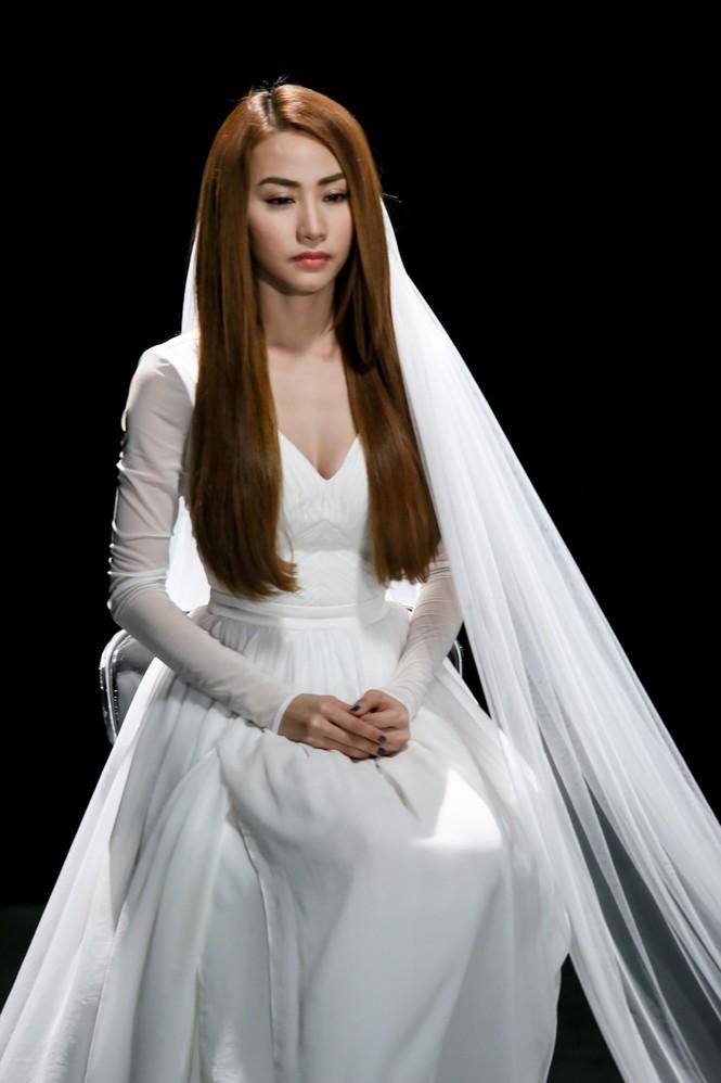 Ngân Khánh làm cô dâu trong MV mới - ảnh 1