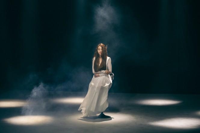Ngân Khánh làm cô dâu trong MV mới - ảnh 13