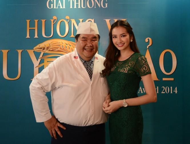 Thảo Trang bị Trúc Diễm 'dìm hàng' chiều cao - ảnh 10